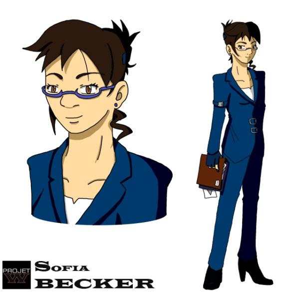 Sofia Becker